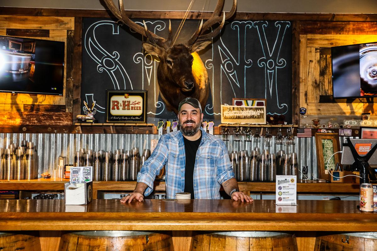 Brain Quinn Behind Bar