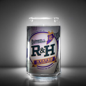 R&H Beer Glass